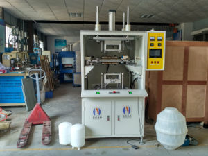 PLC Controled 6kw Hot Plate Welding Machine for Water Pressure Tank/Car Lamp pictures & photos