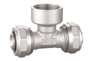 China Supply Allibaba COM Brass Hydraulic Hose Fitting pictures & photos