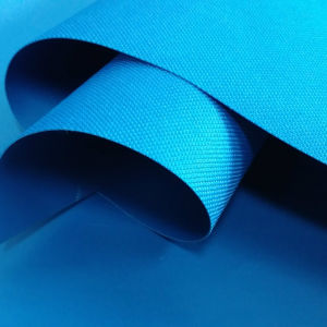 China Wholesale Stock 600d Polyester Oxford Fabric with PVC Backing for Bags and Tents pictures & photos