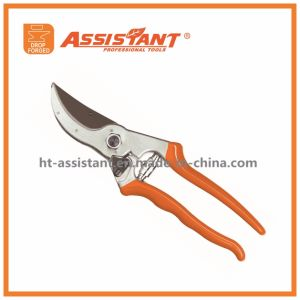Teflon Coated Bypass Pruning Shears with Drop Forged Aluminum Handles pictures & photos