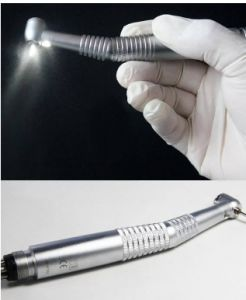 LED Dental Handpiece with Generator for Dentist Tdh-HP18 pictures & photos