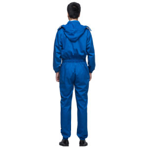 Men Winter 100% Cotton White Coveralls pictures & photos