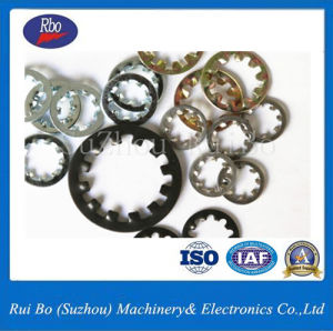 Stainless Steel Fastener DIN6797j Internal Teeth Washer with ISO pictures & photos