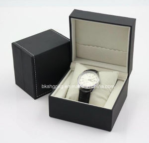 High-Grade PU Watches Boxes, Jewelry Box Packing Box Manufacturers Selling Watch Box pictures & photos