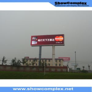P10 Outdoor Full Color LED Display Screen for Advertising pictures & photos