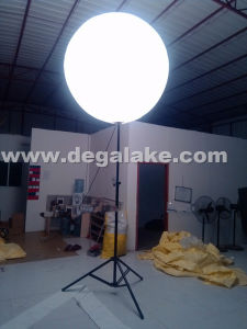 LED Lighting Inflatable Standing Ball for Advertising or Decoration