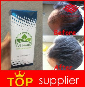 Wholesale Organic Keratin Hair Fiber Fully Hair Building Fibers pictures & photos