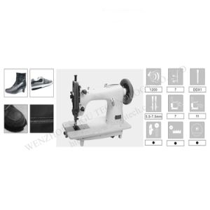 Industrial Learther Bag Stitching Sewing Machine (Extra Heavy-Material Products)   pictures & photos