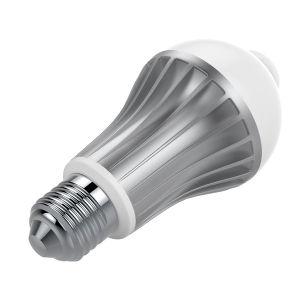 6W E27 Sensor Motion LED Bulb Light Ce&RoHS Approval 6W Bulb LED E27 pictures & photos
