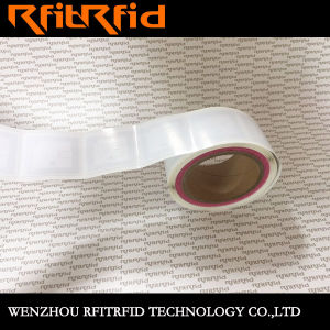 13.56MHz Free Samples High Quality Sticker RFID Labels for Books pictures & photos