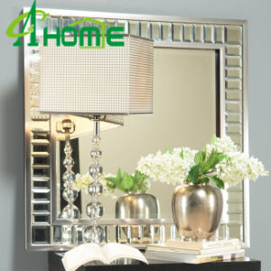 Made in China Cheap Wholesale Square Wall Mirror pictures & photos