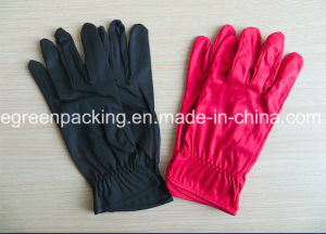 Microfiber Gloves for Jewelry, Watch pictures & photos