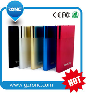 Cell Phone Charger /Outdoor External Battery Mobile Power Bank 8000mAh pictures & photos