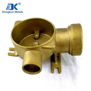 Customized Brass and Bronze Casting for Machinery Parts pictures & photos