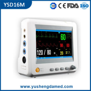 Ce ISO SGS Approved Portable Multi-Parameter Patient Monitor pictures & photos