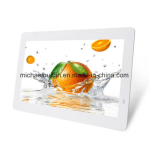 14inch TFT LED Screen Remote Control Digital Photo Frame (HB-DPF1401) pictures & photos