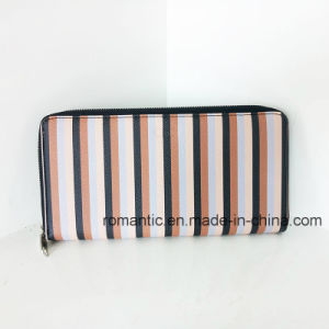 Fashion Lady PU Clutch Bag Women Leather Wallet (NMDK-040806) pictures & photos