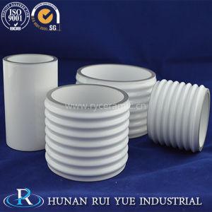 Resistant to High Temperature Threaded Vacuum Interrupter Alumina Ceramic Tube pictures & photos