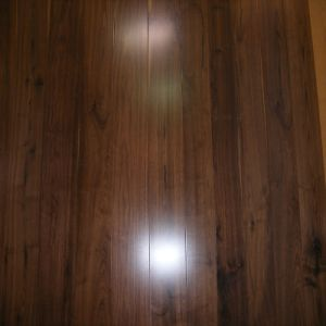 Engineered American Black Walnut Timber Flooring/Wood Flooring pictures & photos