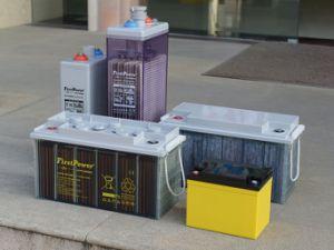 Solar Power System 12V Tublar Plate Gel Battery (LFPV12160) pictures & photos