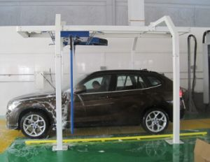 Semi-Automatic Touch Free Car Wash Machine System Quick Wash Equipment High Quality Manufacture Factory pictures & photos