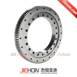 Big Size Slewing Bearing with External Gear pictures & photos
