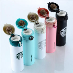 Double Wall Stainless Steel Coffee Mug Tumbler Starbucks Cup pictures & photos