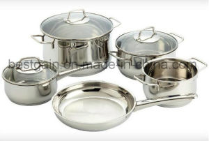 High Quality 8PCS Cookware Set Kitchenware pictures & photos