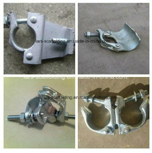BS1139/En74 Scaffolding Pressed Coupler/Clamp for Building Material pictures & photos