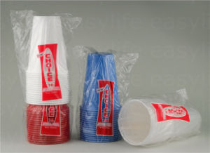 16oz (500ml) C1695120 Disposable Plastic Cup pictures & photos