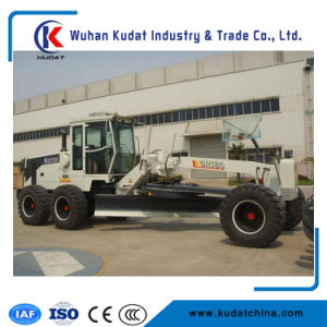 Motor Grader with Front Dozer pictures & photos