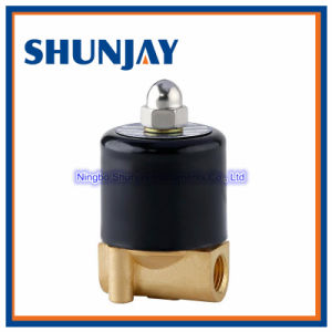 High Temperature Brass Material Solenoid Valve pictures & photos
