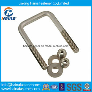 Ss316 Stainless Steel A4-80 Bend Bolt, 316 U Bolt pictures & photos