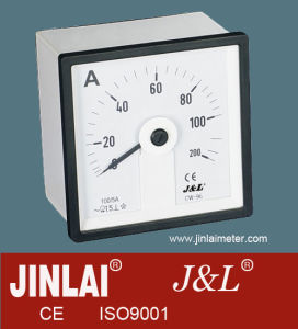 Long Scale AC Ammeter 200/100/5A Ce Certification pictures & photos