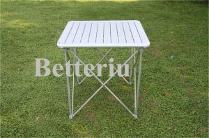 Lightweight Foldable Aluminum Camping Table pictures & photos