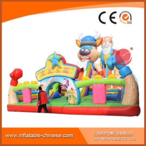 2017 Inflatable Funcity Inflatable Amusement Park for Kids (T6-042) pictures & photos