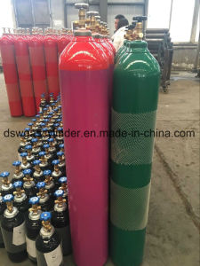 ISO9809-1 Cylinder with 200bar 232mm Export to Peru pictures & photos