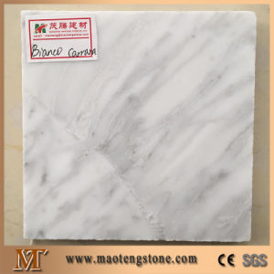 1.8cm Thickness Volakas White Natural Marble Stone pictures & photos