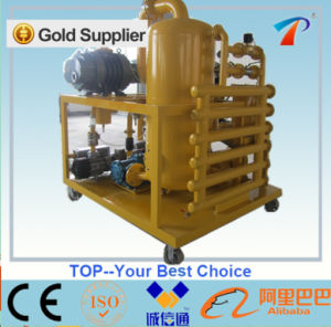 Vacuum Transformer Oil Recycling Oil Purifier Machine (Zyd) pictures & photos