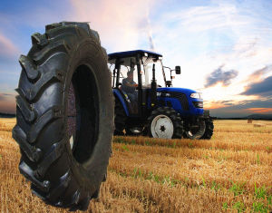 R1 Rear Farm Tyre 9.5-24 Tractor Use