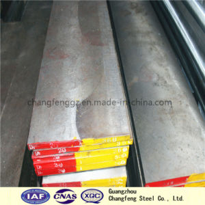 Cold Work Mould Alloy Steel Special Steel Mold Steel(D2/1.2379/D2/SKD11) pictures & photos