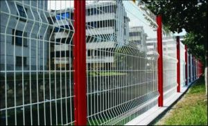 Hot Galvanized Powder Coating Curved Fence Price pictures & photos