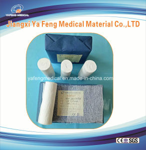 100% Cotton White Gauze Bandage with Ce Certificates pictures & photos