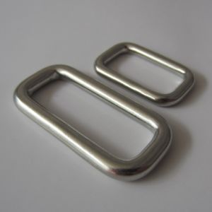 Stainless Steel Square Ring, Q-Ring pictures & photos