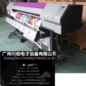 High Speed Large Format Eco Solvent Outdoor Printer with Dx7 Head