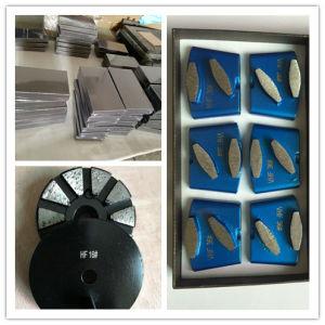 Hook & Loop Concrete Grinding Plate / Floor Grinding Pad pictures & photos