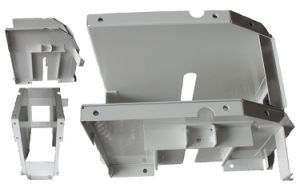 Customized Design CNC Milling Sheet Metal Fabrication pictures & photos