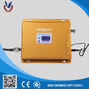Portable 2g 3G Cell Phone Signal Booster for Home Use pictures & photos