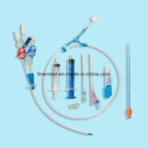 Dialysis Haemodialysis Catheter Kit pictures & photos