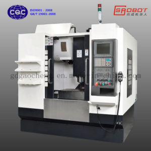 700mm*420mm CNC Drilling and Tapping Machine Center GS-T6 pictures & photos